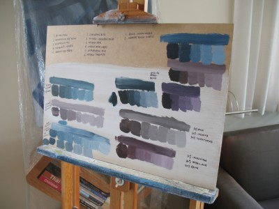 Color Swatches 1